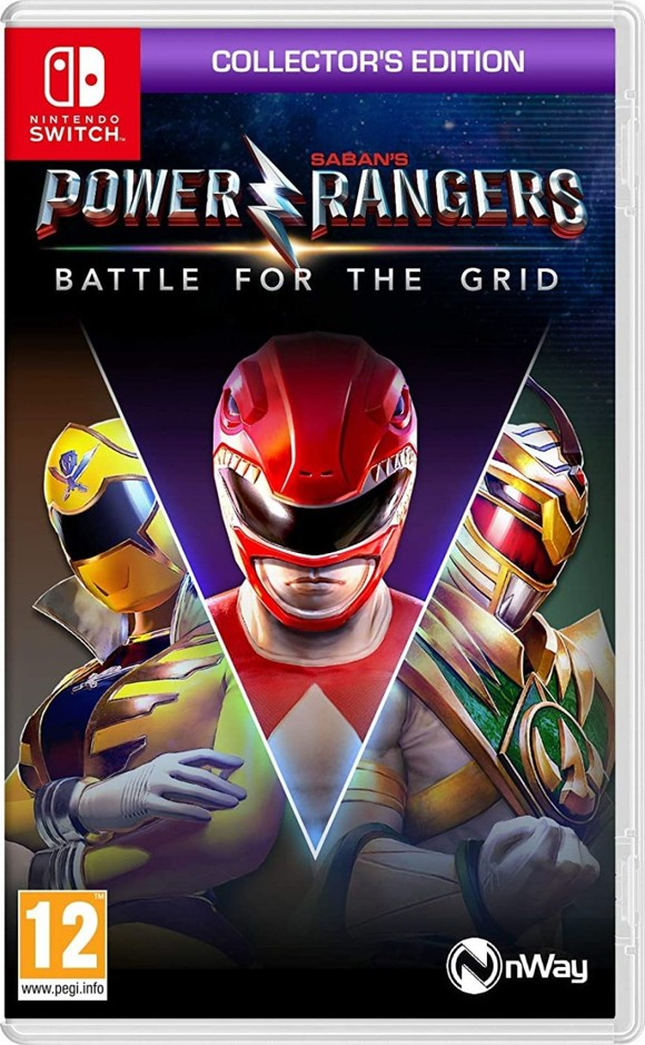 Power Rangers: Battle For The Grid (Collector's Edition)