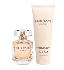 Elie Saab - Le Parfum EDP 90 ml + Body Lotion 75 ml - Gavesæt