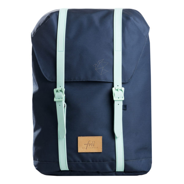 Frii of Norway - School Bag 30L - Blue Neo/Mint (20200)