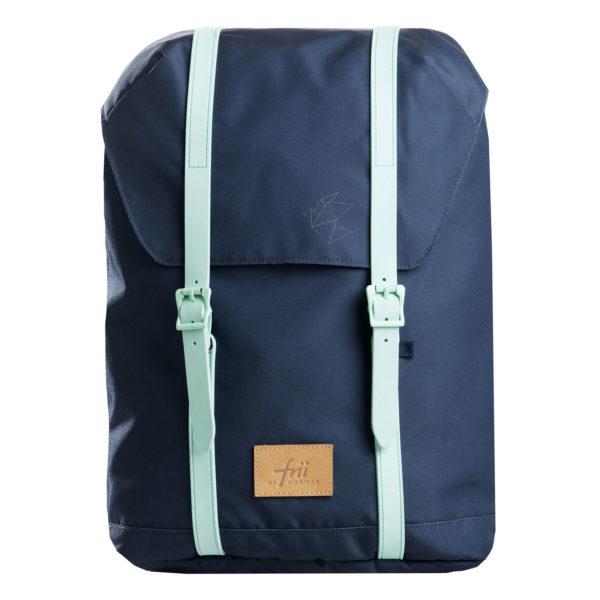 Frii of Norway - School Bag 30L - Blue Neo/Mint (20200)