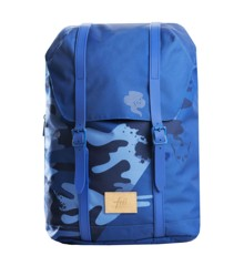 Frii of Norway - School Bag 30 L - Blue camo (20200)