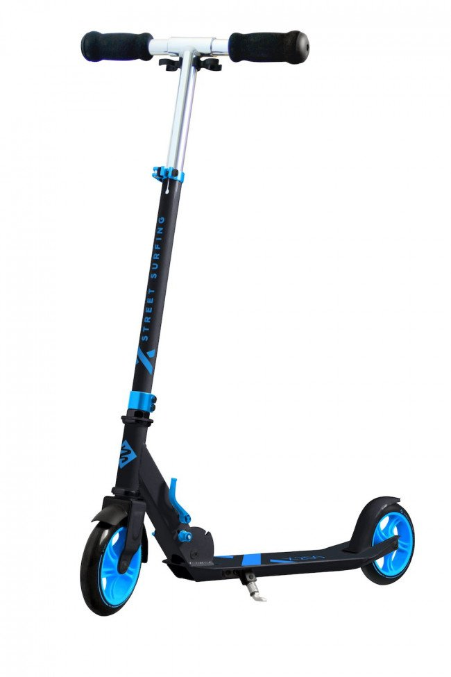 Streetsurfing 145 Kick Scooter - Electro Blue (04-18-001-6)