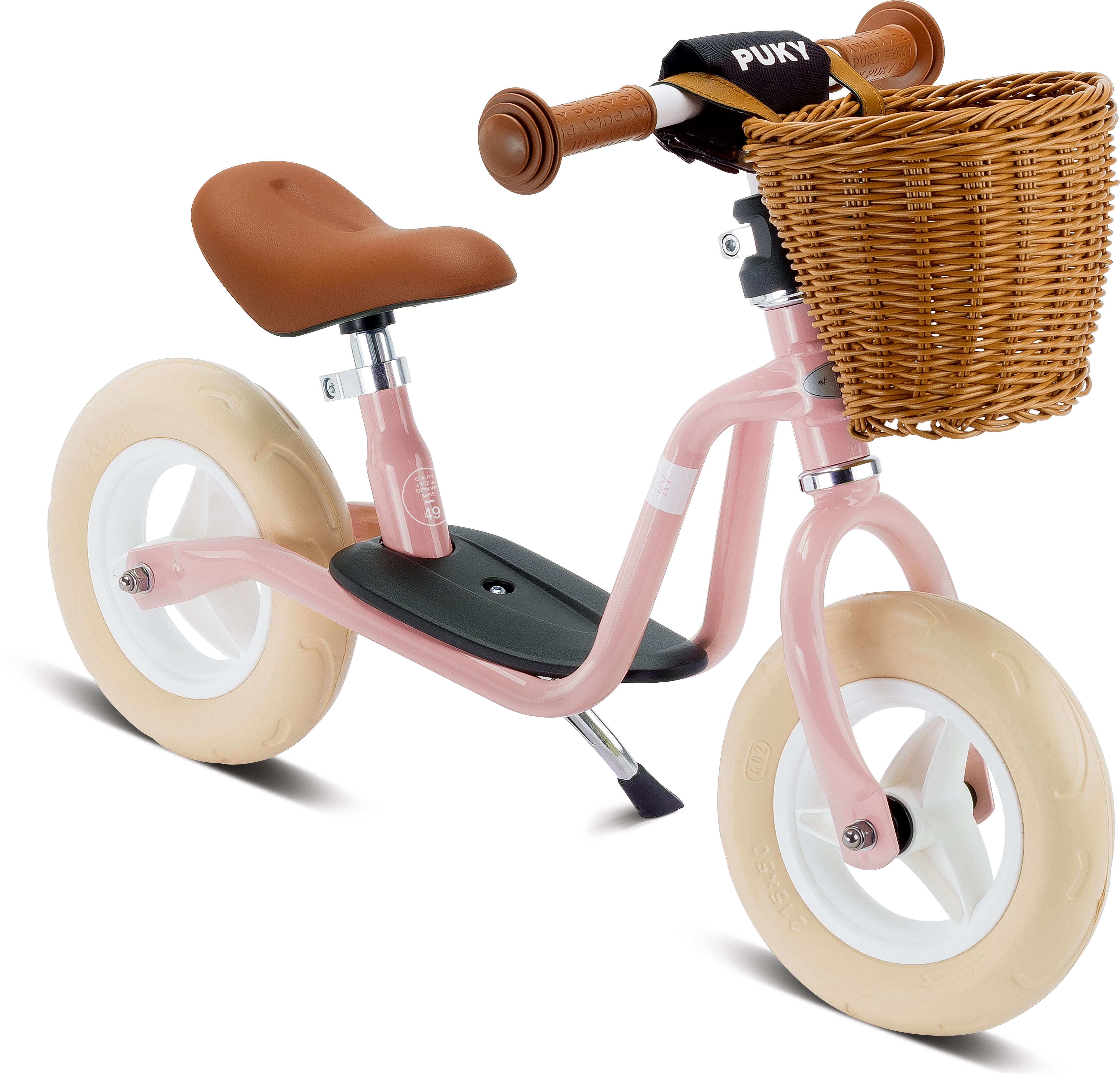 PUKY - LR M Classic Balance Bike - Retro Rose (4094)