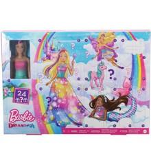 Barbie - Dreamtopia - Joulukalenteri