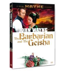 Barbarian and the Geisha   -(MAJ1987)