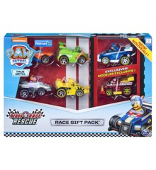 Paw Patrol - True Metal Race Gift 6 Pack