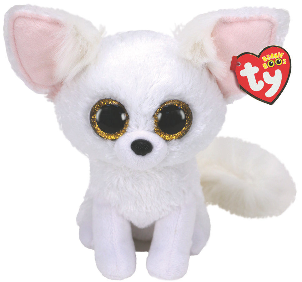 Ty Plush - Beanie Boos - Phoenix the Fox (Medium) (TY36481)