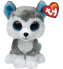 Ty Plush - Beanie Boos - Slush the Husky (Medium) (TY36902)