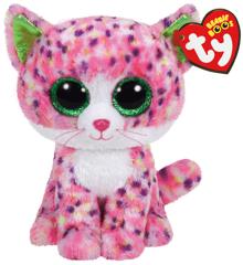 TY Plush - SOPHIE - Pink Cat Medium -(TY37054)