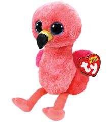 TY Plush - GILDA - Flamingo Medium -(TY37262)