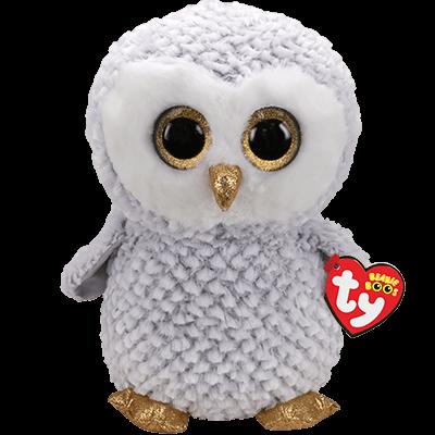 Ty Plush - Beanie Boos - Owlette the Owl (Large) (TY36840)
