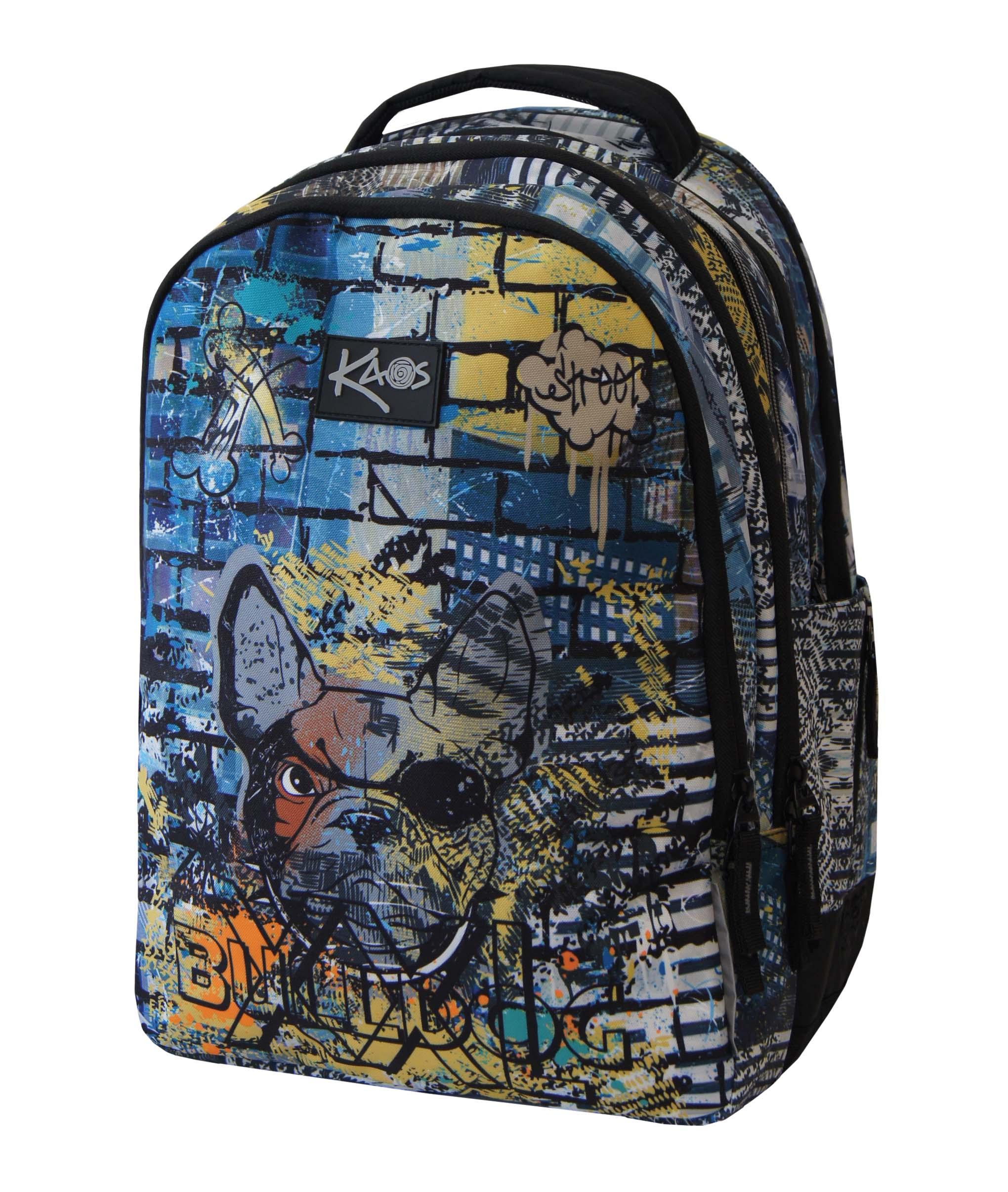 KAOS - Backpack 2-in-1 (36L) - Bulldog XXL (44867)