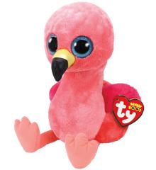 Ty Bamse - Beanie Boos - Flamingoen Gilda (Large)