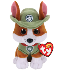 Ty Bamse - Paw Patrol - Tracker (Medium)