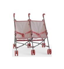 Happy Friend - Twin Stroller (504382)