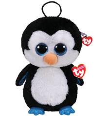 Ty Plush - Backpack - Waddles the Penguin (TY95013)