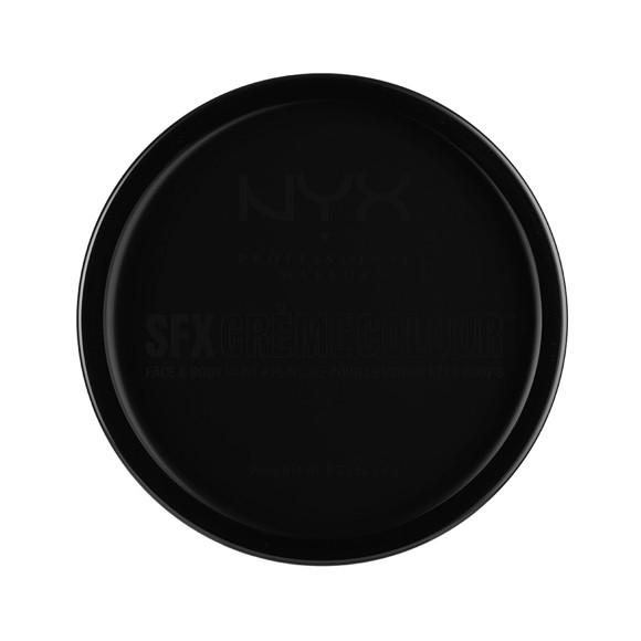NYX Professional Makeup - SFX Creme Colour Paint - Black