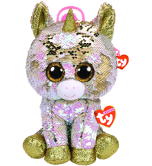 Ty  Plush - Sequin Backpack - Fantasia the Unicorn (TY95021)