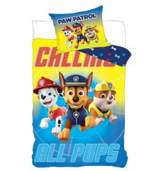 Bed Linen - Adult Size 140 x 200 cm - Paw Patrol (1000333)
