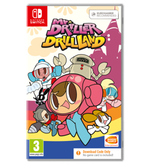 Mr. DRILLER DrillLand (Code in a Box)
