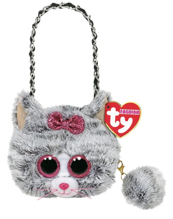 Ty Plush - Mini Pung - Katten Kiki