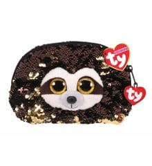 Ty Plush - Sequin Accessory Bag - Dangler the Sloth (TY95824)