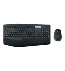 Logitech - MK850 Wireless Keyboard and Mouse Combo NORDIC