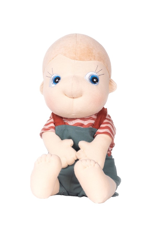 Rubens Barn - Tummies organisk dukke - Celsius