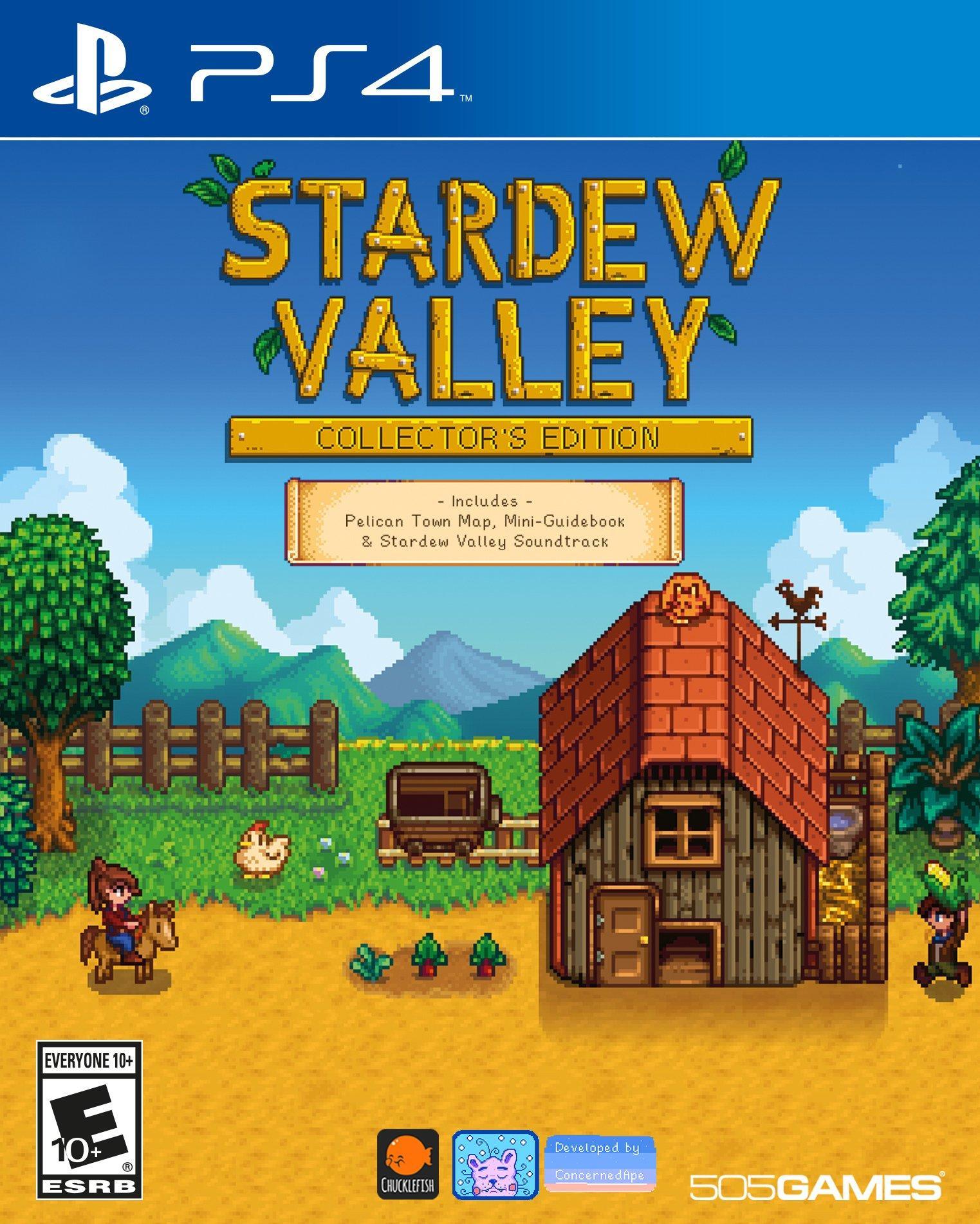 Bilde av Stardew Valley - Collector's Edition (import)