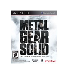 Metal Gear Solid: The Legacy Collection (Import)