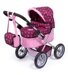 Bayer - Dukkevogn - Trendy - Pink