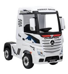 Azeno - Elbil - Mercedes Actros Truck - Hvid