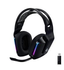 Logitech - G733 LIGHTSPEED Headset - BLACK - 2.4GHZ