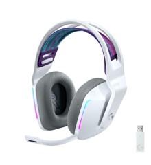 Logitech - G733 LIGHTSPEED Headset - WHITE - 2.4GHZ