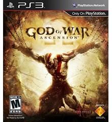 God of War: Ascension (Import)