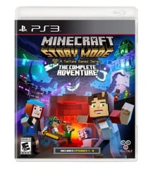 Minecraft - Story Mode: The Complete Adventure (Import)