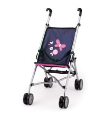 Bayer - Dolls Buggy - Blue/Pink (30113AA)