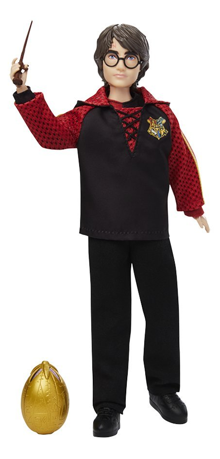 Harry Potter - Triwizard  Doll - Harry Potter (GKT97)