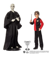 Harry Potter - 2 Pack Fashion Doll - Voldemort Doll (GNR38)