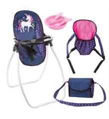 Bayer - Dolls Accessories Set - Navy (63654AB)