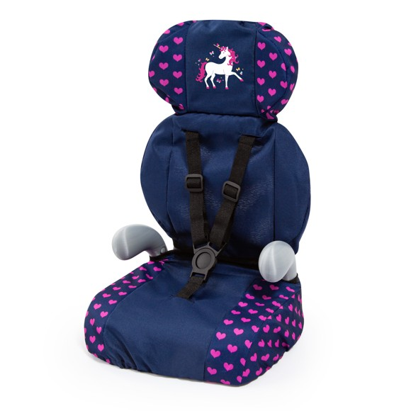 Bayer - Deluxe Car Seat - Navy (67554AA)