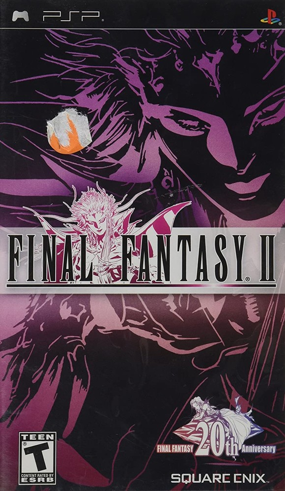 Final Fantasy II (Import)