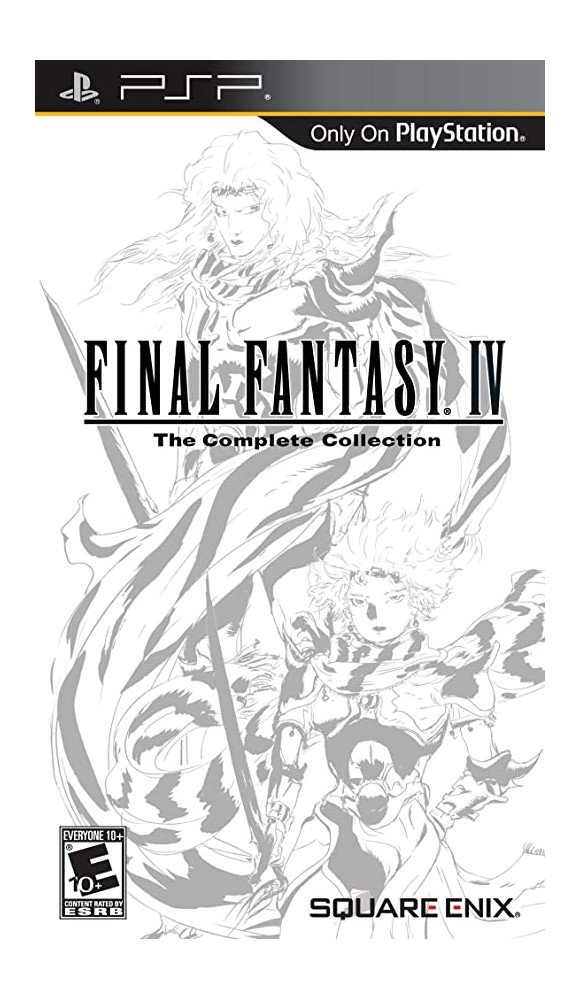 Final Fantasy IV (Complete Collection) (Import)