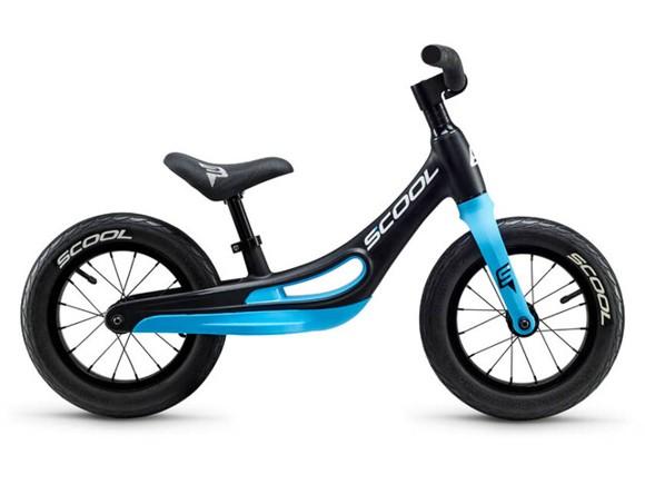 S'COOL - Løbecykel - PedeX Magnesium 12'' - Blå