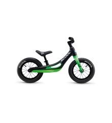 S'COOL - Løbecykel - PedeX Magnesium 12'' - Grøn