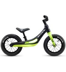 S'COOL - Løbecykel - PedeX Magnesium 12'' - Gul
