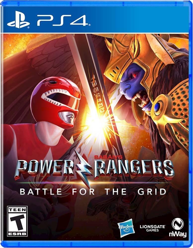 Power Rangers: Battle For The Grid (Import)