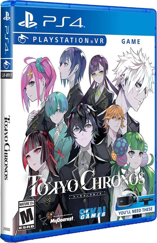 Tokyo Chronos (Import)