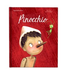 Pinocchio, 32 sider