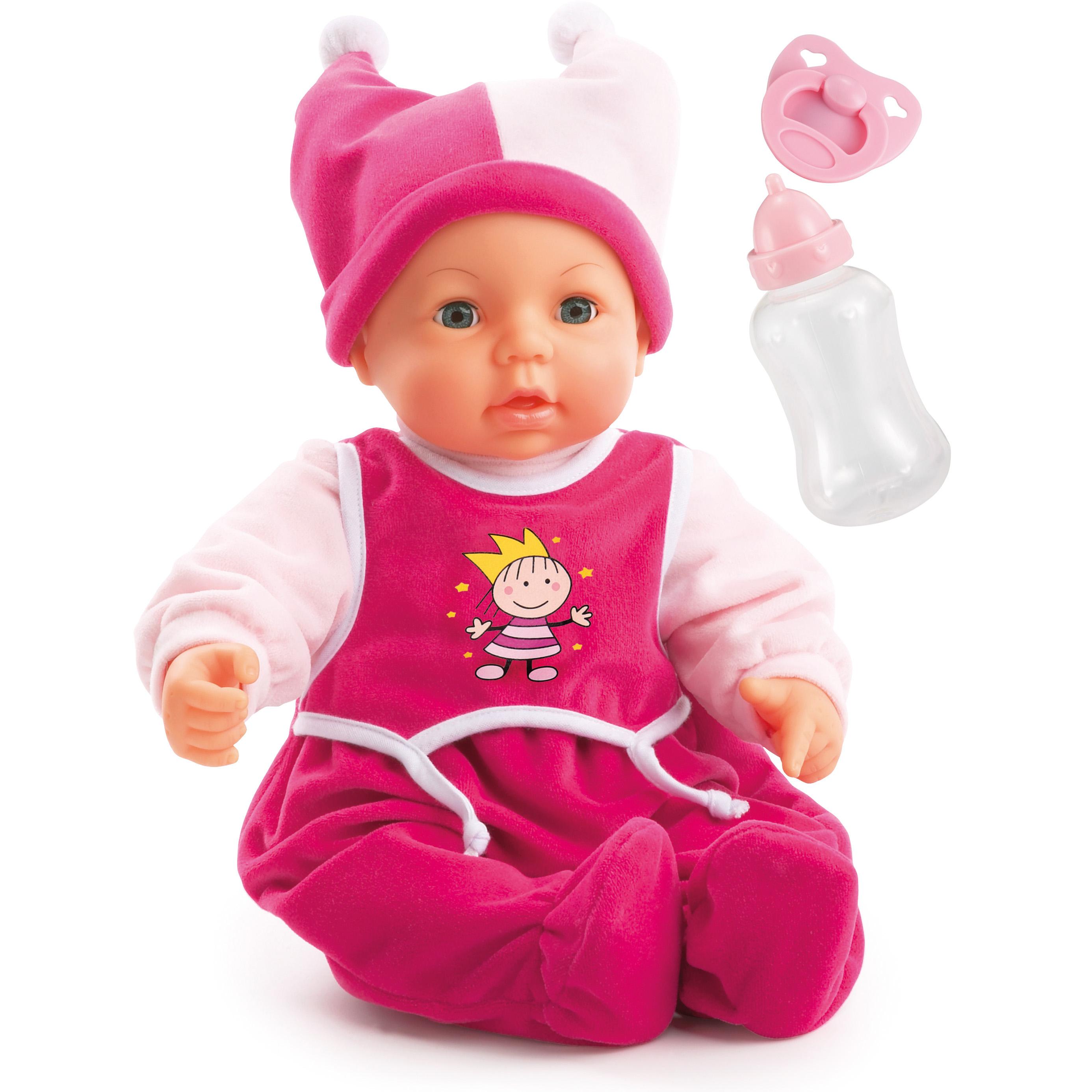 Bayer - Hello Baby Function Doll 46cm (94682AA)